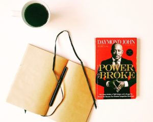 Daymond John's Power of Broke Launch Party + Book Review
