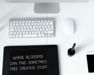 Where Bloggers Can Find Sometimes Free Creative Stuff
