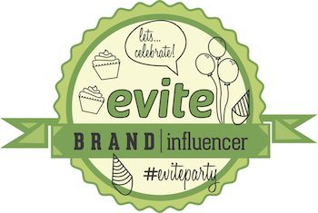 Evite Influencer Badge