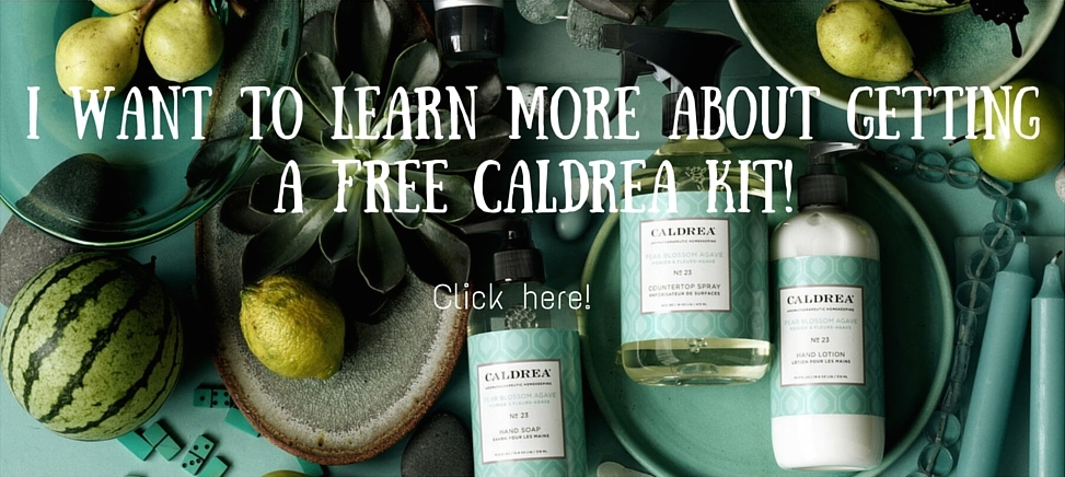 I want to learn more about getting a free Caldrea Kit!