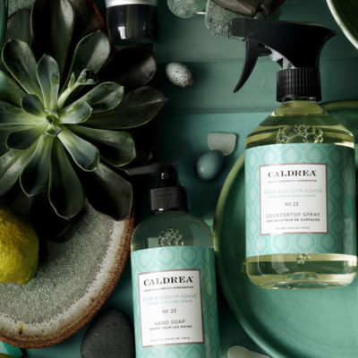 Get Caldrea Products for FREE!