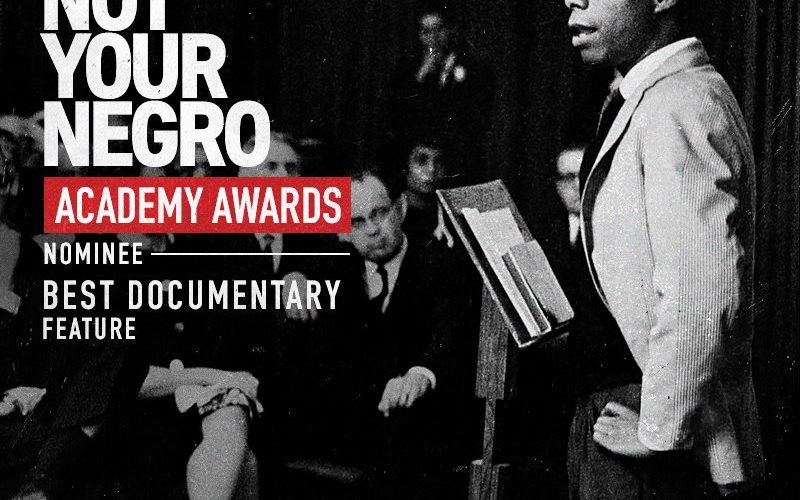 I Am Not Your Negro Should be Required Viewing
