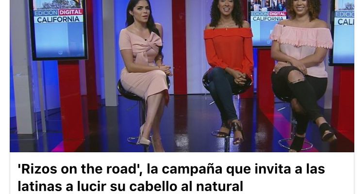 Why #RizosontheRoad at Univision is Revolutionary